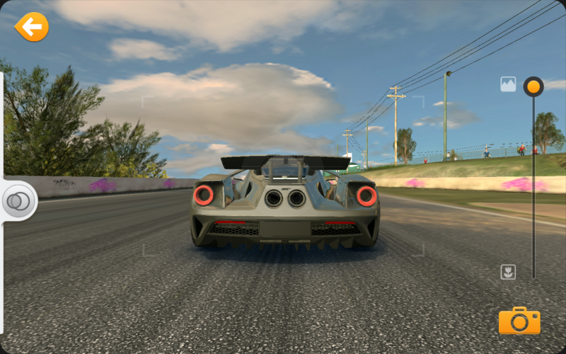 Ford Gt  Championship Im The Only One That Think Of Angry Birds While Seeing The Car From Behind