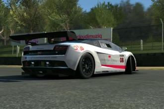 Lamborghini Gallardo LP560 GT3. 0